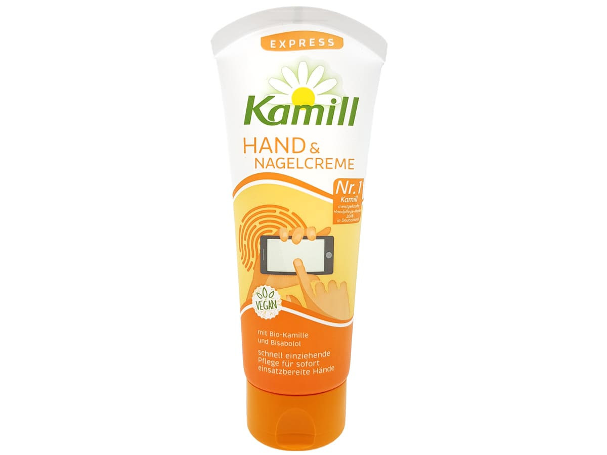 Kamill Classic Hand and Nail Cream, 30 ml Ingredients and