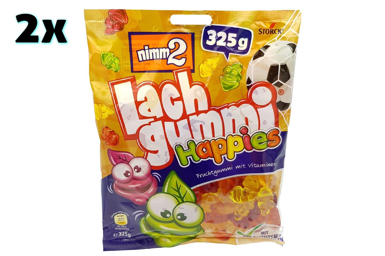 Lachgummi Happies