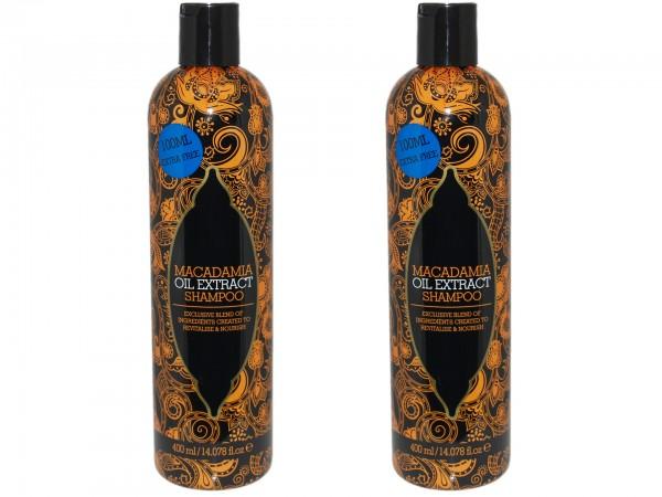Macadamia Öl Extrakt Shampoo 400ml (5060120165862)