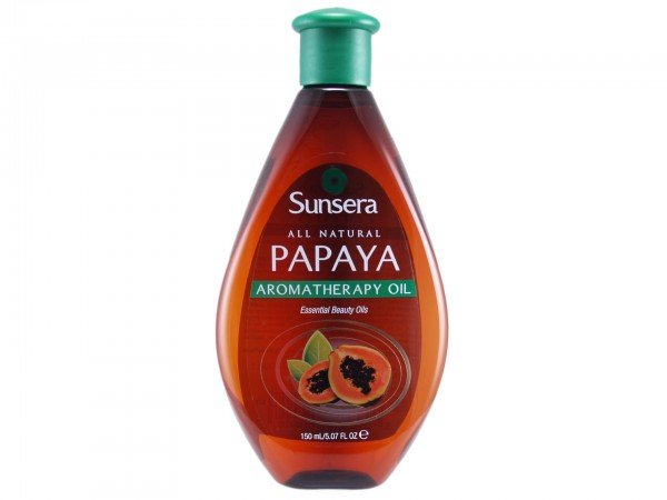 Sunsera Papaya Massage- & Haar Öl 150ml (5055757810018)