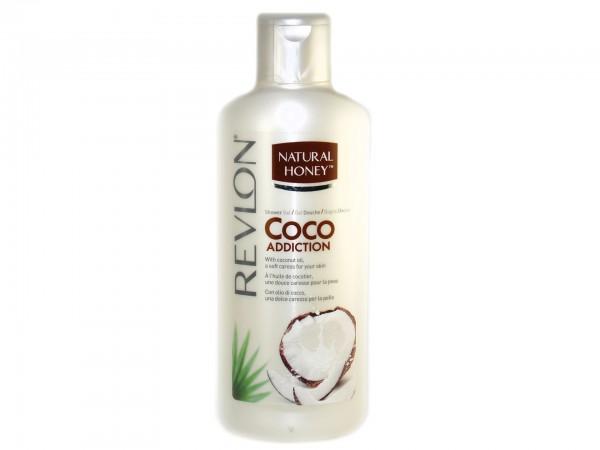 Revlon Natural Honey Coco Addiction Shower Gel (8411126039638)