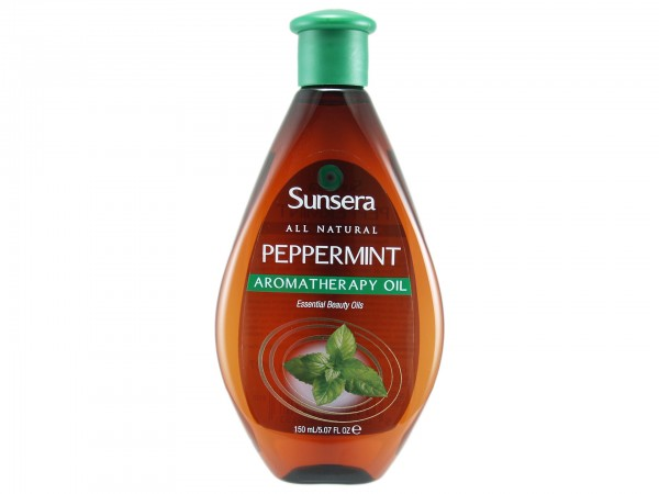 Sunsera Pfefferminz Massage- & Haar Öl 150ml (5055757810193)