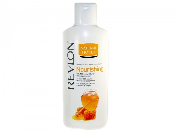 Revlon Natural Honey Nourishing Shower Gel (8411126039416)