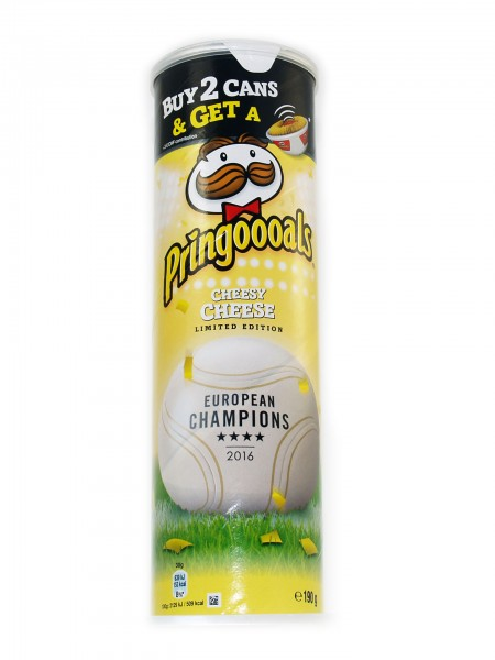 Pringles Cheesy Cheese Limited Edition Chips 190g