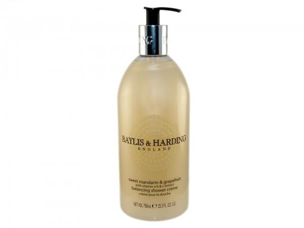 Baylis & Harding Shower Creme mit Sweet Mandarin und Grapefruit (017854035157)