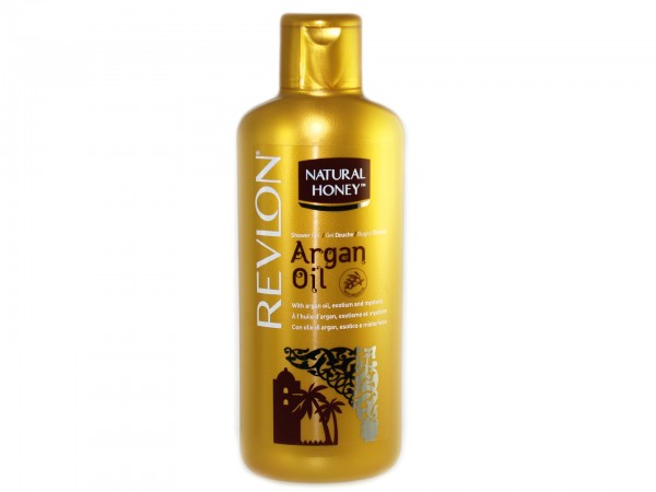 Revlon Natural Honey Argan Oil Shower Gel (8411126039577)