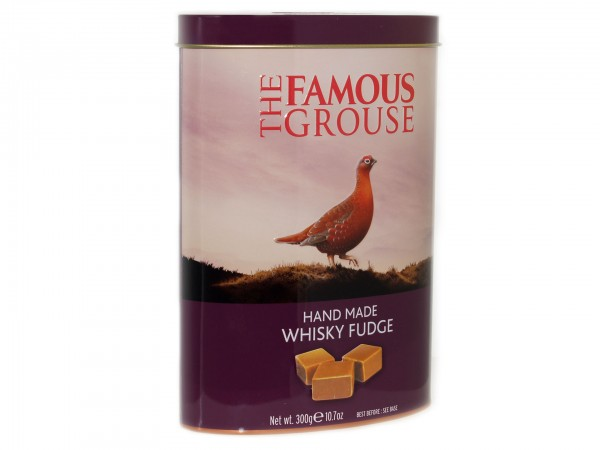 The Famous Grouse Whisky Fudge (300g) (704039021523) (1)