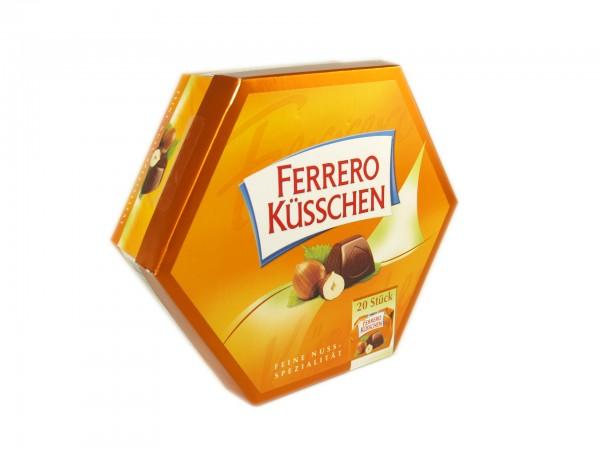 Ferrero Küsschen 20 Stück 178g Packung