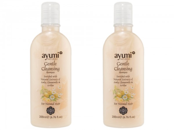 Ayumi Naturals Sanfte Reinigung Shampoo 200ml (5025042018399)