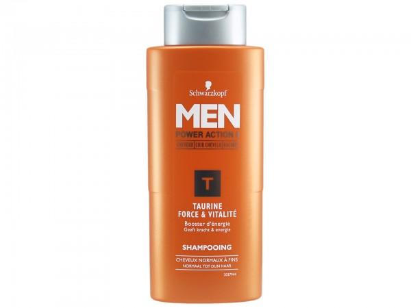 Schwarzkopf Men Taurin Kraft & Energie Shampoo (3178041315814)