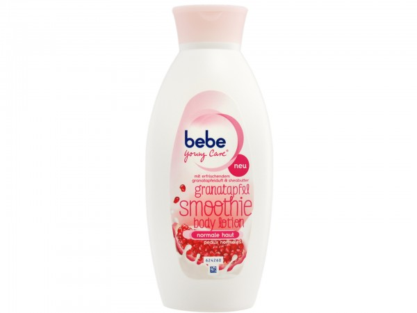Bebe Young Care Granatapfel Smoothie Body Lotion 400ml (3574661191430)