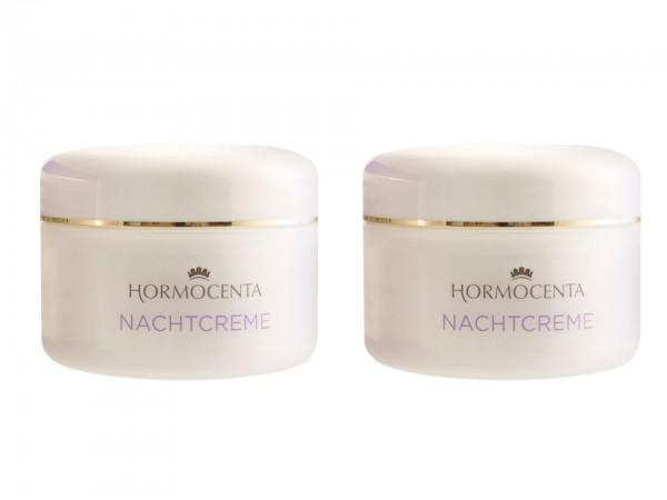 Hormocenta Nachtcreme (2 x 75 ml) (4260189521277) (1)