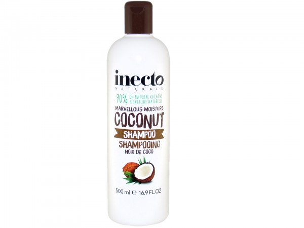 Inecto Coconut Shampoo 500ml (5012008592505)
