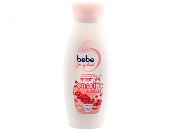 Bebe Young Care Granatapfel Smoothie Duschgel (250ml)