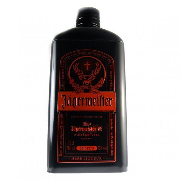 Jägermeister 0,7l Black Tin Edition