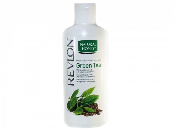 Revlon Natural Honey Green Tea Duschgel (650ml) (8411126039546)
