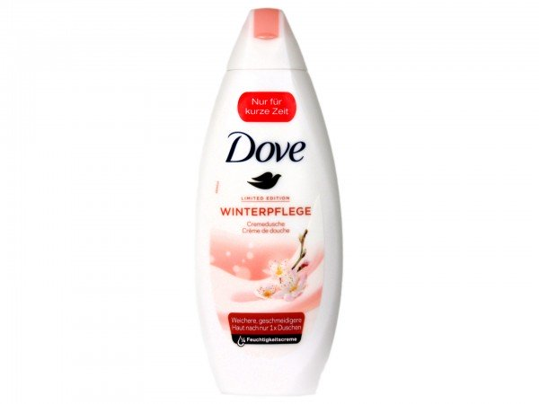 Dove Winterpflege Limited Edition Cremedusche 250 ml (8714100184059)