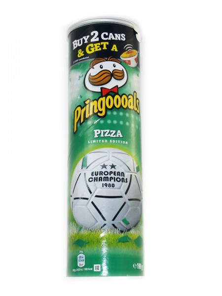 Pringles Pizza Limited Edition Chips 190g Packung