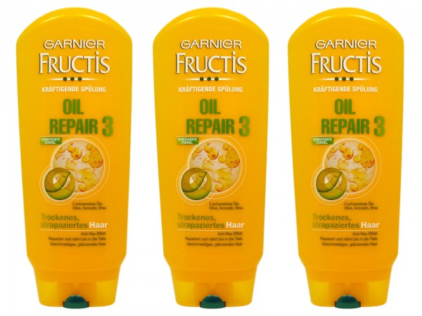 Garnier Fructis Oil Repair 3 Spülung (3600541013995)