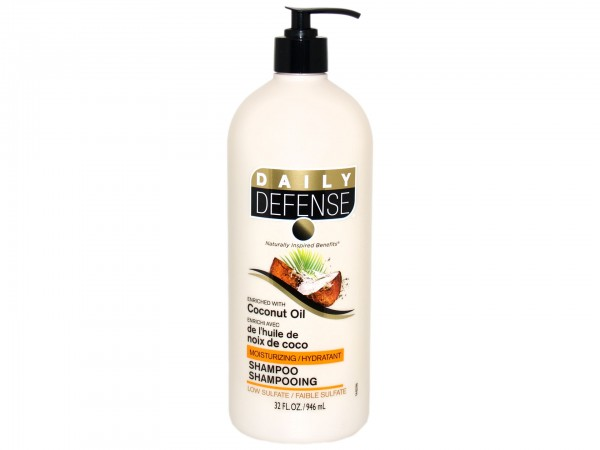 Daily Defense Coconut Oil Shampoo (870223025964)