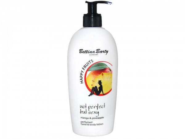 Bettina Barty Not Perfect But Sexy Body Lotion (4008268014926)