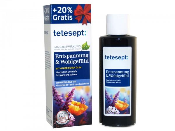 tetesept Entspannung & Wohlgefühl Badeöl (4008491488464) (1)
