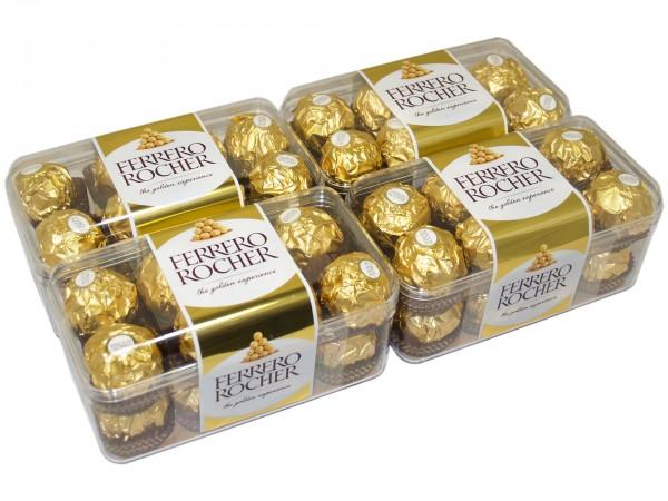 Ferrero Rocher 4 x 200g (4008400163826)