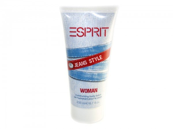 Esprit Jeans Style Woman Body Lotion (200ml) (3607342247437)