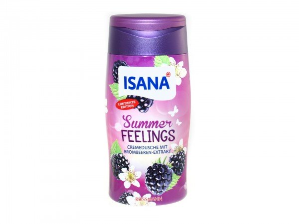Isana Summer Feelings Cremedusche Limited Edition (300ml) (4305615464381)