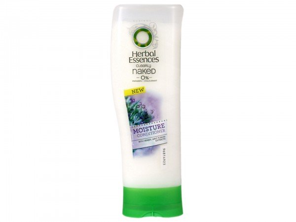 Herbal Essences Clearly Naked 0% Feuchtigkeits-Pflegespülung (4084500129122)