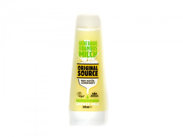 Original Source Grüne Banane und Bambusmilch Shower Milk (5000101193620)