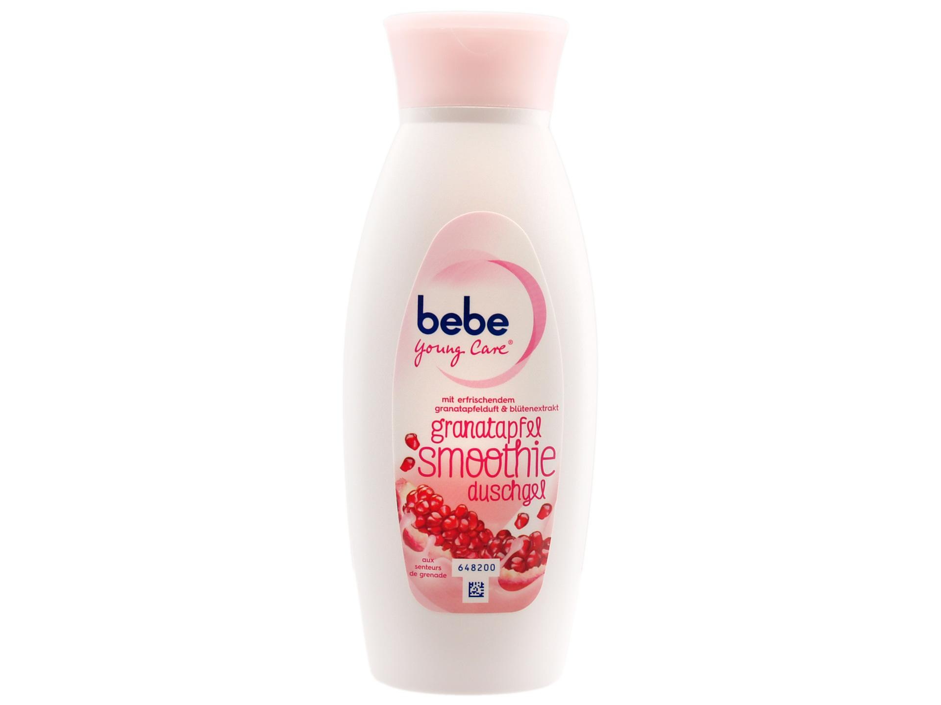 Top Bebe Young Care Granatapfel Smoothie Duschgel (250ml) | Specials @PY_23
