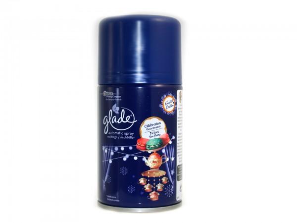 Glade Velvet Tea Party Limited Edition Lufterfrischer (Nachfüller) 269ml