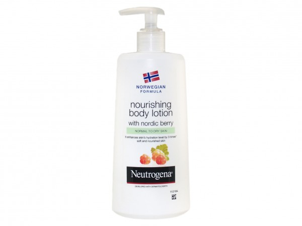 Neutrogena Aufbauende Pflege Body Lotion mit Nordic Berry (250 ml) (3574661130736)