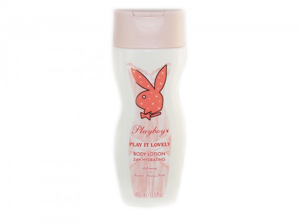 Playboy Play It Lovely Body Lotion (400ml) (3607346929308)