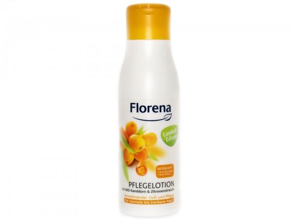 Florena Pflegelotion mit Bio-Sanddorn und Zitronenstrauch (4005808904068)