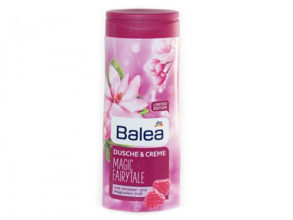 Balea Magic Fairytale Dusche & Creme Limited Edition (4010355236036)